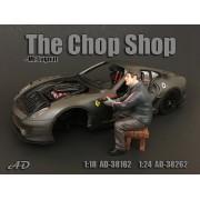 AD-38162 1:18 Chop Shop Set - Mr.Lugnut