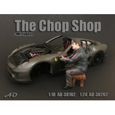 AD-38262 1:24 Chop Shop Set - Mr.Lugnut