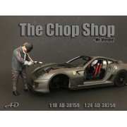 AD-38259 1:24 Chop Shop Set - Mr.Welder