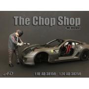 AD-38159 1:18 Chop Shop Set - Mr.Welder