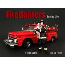 AD-77460 Firefighter - Saving Life