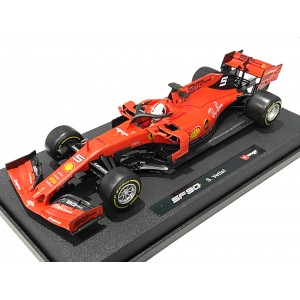 1:18 Die Cast F1 Team Ferrari SF90 #5 Sebastian Vettel  (2020 Model)