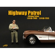 AD-77463 Highway Patrol - Writing Ticket