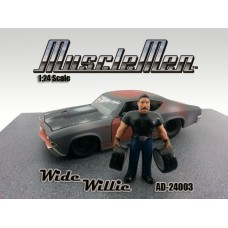 Ad-24003 Musclemen Wide Willie
