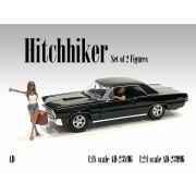 AD-23896 Hitchhiker Set (2 figures Set)  - white shirt