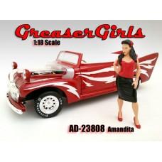 AD-23808 Greaser Girl - Amandita