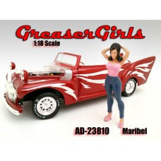 AD-23810 Greaser Girl - Maribel