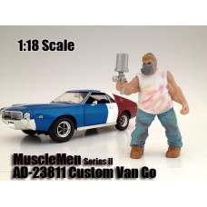 AD-23811 Custom Van Go
