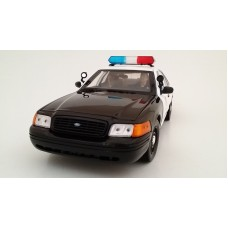 AD-23830 Seated Police Officer (Set of 2)