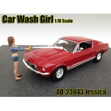 AD-23843 Car Wash Girl - Jessica