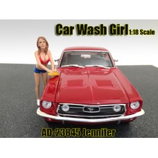 AD-23845 Car Wash Girl - Jennifer