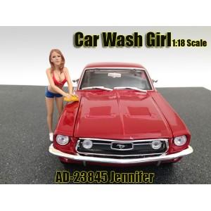 AD-23845 Car Wash Girl - Jennifer