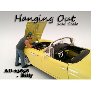 """AD-23858 """"Hanging Out"""" - Billy"""