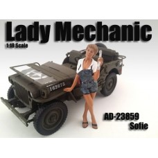 AD-23859 Lady Mechanic - Sofie