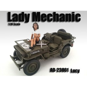 AD-23861 Lady Mechanic - Lucy