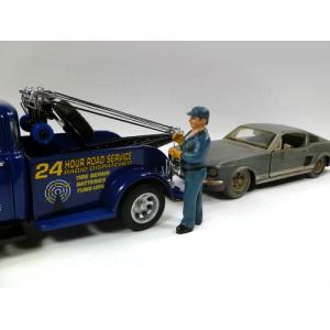 AD-23906 Tow Truck Driver/Operator Bill