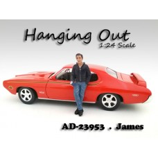 """AD-23953 1:24 """"Hanging Out"""" - James"""