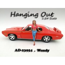 """AD-23954 1:24 """"Hanging Out"""" - Wendy"""