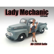 AD-23959 Lady Mechanic - Sofie