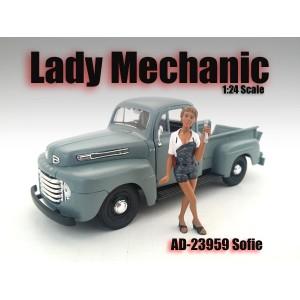 AD-23959 Lady Mechanic - Sofie