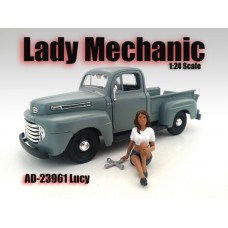 AD-23961 Lady Mechanic - Lucy