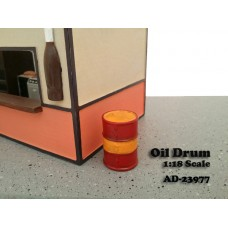 AD-23977 Accessory - Oil Drum (Set of 2)