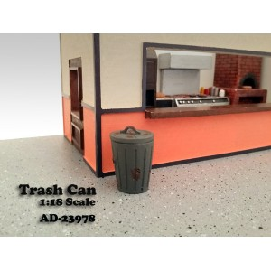 AD-23978 Accessory - Trash Can (Set of 2)