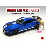 AD-76366 1:24 Bikini Car Wash Girl - Stephanie