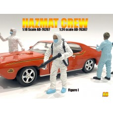 AD-76367 1:24 Hazmat Crew Figure - I