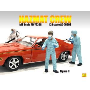 AD-76368 1:24 Hazmat Crew Figure - II