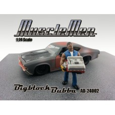 AD-24002 Musclemen Bigblock Bubba