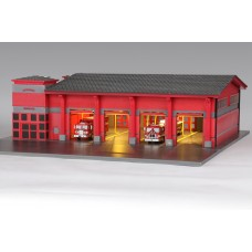 4 Bay Fire Station